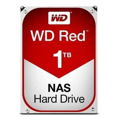 "Western Digital Red 1TB SATA III 3.5"" NAS Internal Hard Drive"