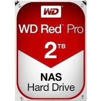 "Western Digital Red Pro 2TB SATA III 3.5"" NAS Internal Hard Drive"