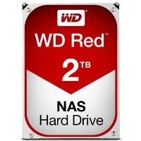 "Western Digital Red 2TB SATA III 3.5"" Internal Hard Drive"