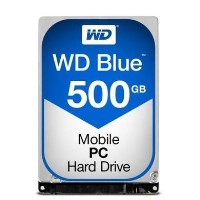 "WD Blue 500GB Laptop 2.5"" Hard Drive"