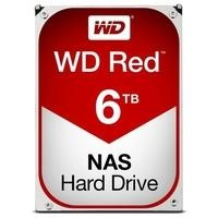 "Western Digital Red 6TB 3.5"" LFF Internal HDD"