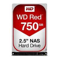"WD Red 750GB NAS Laptop 2.5"" Hard Drive"