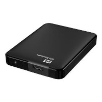 Western Digital HDD Ext 3TB Elements USB3 Black