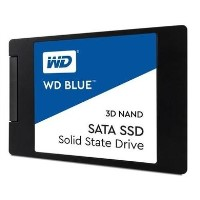 Western Digital Blue 3D NAND SATA 500GB SSD