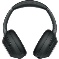 SONY Wireless Bluetooth Noise-Cancelling Headphones - Black
