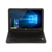 HP 250 Intel Pentium N3710 1.6GHz 4GB 500GB 15.6 Inch Windows 7 Professional Laptop