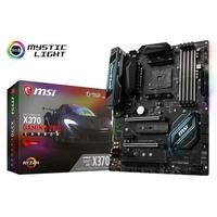 MSI X370 Gaming Pro Carbon AMD Socket AM4 ATX Motherboard
