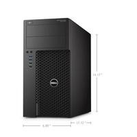 Dell Precision Tower 3620 Core i7-6700 8GB 1TB DVD-RW Windows 10 Professional Desktop