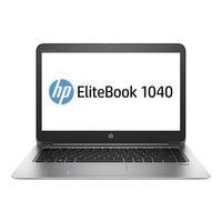 HP EliteBook 1040 G3 Core i7-6500U 8GB 256GB SSD 14 Inch Windows 10 Proffesional Laptop