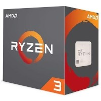 AMD Ryzen 3 1200 Quad-Core AM4 Processor with Wraith Stealth Cooler
