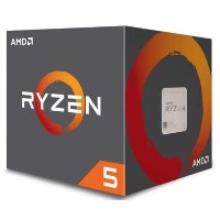 AMD Ryzen 5 1600 Socket AM4 3.2GHz Zen Processor With Wraith Spire 95W Cooler