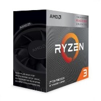 AMD Ryzen 3 3200G Socket AM4 3.6Ghz Zen+ Processor With Wraith Cooler Quad-Core
