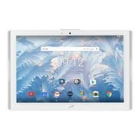 "Refurbished Acer Iconia One 10.1"" MediaTek MT8163 2GB 16GB Android 6.0 Marshmallow Tablet in White"