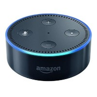 Amazon Echo Dot 2nd Generation - Black