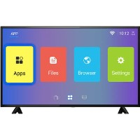 "electriQ 55"" 4K Ultra HD HDR LED Android Smart TV with Freeview HD"
