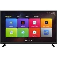 "electriQ 40"" 1080p Full HD LED Smart TV with Google Android and Freeview HD"