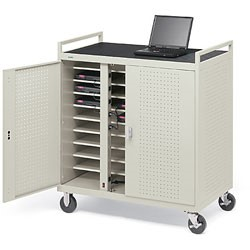 Bretford Mobile Laptop Storage and Charging