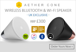 Huge Savings on these Aether Cone Speakers