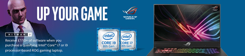 Intel Asus Game Bundle