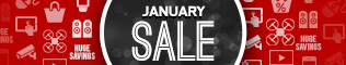 January Day Sale
