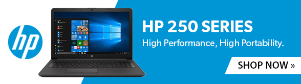HP 250 Series Banner