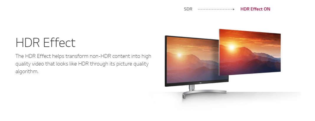 LG Exclusive Monitor