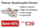 The Falcon Quadcopter Drone